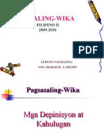 Tao lang ako may kaugnayan pagdating sa mga tukso lyrics by imelda