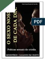Sexo nosso de cada dia - Práticas sexuais do Cristão
