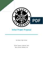 project icebreaker proposal
