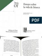 Críticas  de Diderot a LM