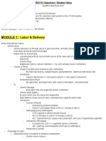 OBGYN Objective_Module Study Guide.docx