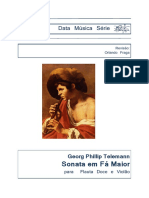 Telemann-Sonata in F
