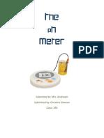 The pH Meter