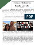 Boletim Informativo Julho 2020