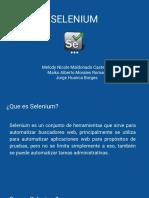 Presentación - Selenium (1)