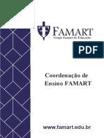 Material FAMART Competências do Gestor na Qualidade Escolar