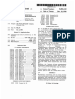 Pharmaceutical compositions containing geminal diphosphonates (US patent 5583122)