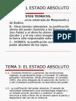 tema 3 presentacion _ El Estado Absolutista