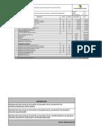 PRESUPUESTO OFICIAL Y ANALISIS DE PRECIOS UNITARIOS - SAMC-008-16 (1)