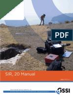 GSSI-SIR-20-Manual