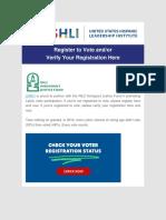 USHLI - Register to Vote Andor Verify Your Registration Here