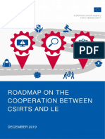 ENISA Report - Roadmap on CSIRT-LE Cooperation