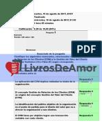 Livrosdeamor.com.Br e Business y Su Integracionexamen Final