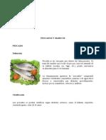 Clasificacion de los pescados y mariscos
