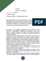 Curso Numerología Transpersonal I