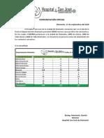 [2020 09 11] Comunicación Oficial COVID 19
