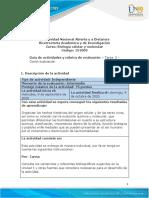 Guía de actividades y rúbrica de evaluación - Unidad 1 - Tarea 2 - Contextualización.pdf