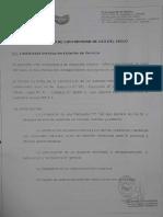 Certificado de conformidad de uso de suelo de estación de servicio