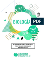 Biología Alteraciones de los Sistemas Nervioso endocrino e inmunológico
