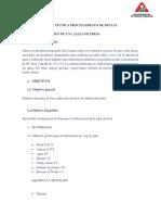 Ficha Tecnica para la elaboracion de la jalea de fresa