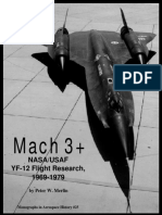 Mach 3+ NASA USAF YF-12 Flight Research 1969-1979