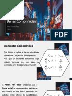 Barras  Comprimidas (apresentação nova).pptx