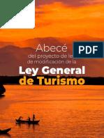 FR 6 Proyecto de Ley Turismo