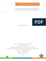 Plan de Trabajo para Definir Copia Seguridad y Recup. BD