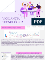 VIGILANCIA TECNOLÓGICA