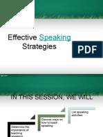 Level 1-Effective Speaking-2017