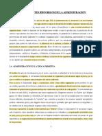 ANTECEDENTES HISTORICOS DE LA ADM.