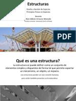 Presentacion  estructuras UDEM