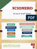 CANCIONERO - PROFESOR BENITO