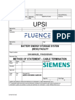 (4)BESS-SM-3Q90041-QAMS-003 METHOD OF STATEMENT -CABLE TERMINATION.pdf