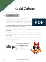 IV Bim - 1er. año -  Bio - Guía 3 - Ciclo del Carbono.doc