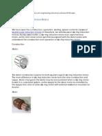 Slip-Ring Motor Introduction & Application