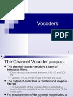 ch5.3  (Vocoders)