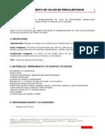 DESTAPONAMIENTO DE CICLÓN DE PRECALENTADOR.doc