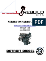 Detroit Diesel SERIES 60 Parts Catalog Diesel Rebuild Kits.pdf