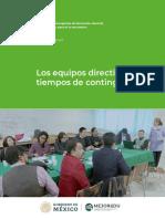 MEJOREDU-EMS-Los equipos directivos en tiempos de contingencia
