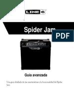 +++ SPIDER ADVANCED GUIDE (Rev B) - Spanish