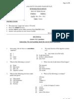 Exam Int.Sci F2 T1-2010.11