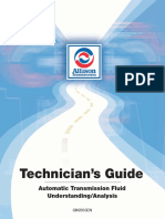 Fluids Technician Guide