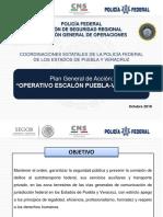 OPERATIVO ESCALON ultima versión 2019