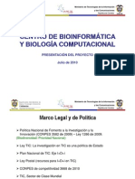 Centro de Bioinformática