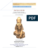 ANCIENT EGYPT _ Great Hymn to the Aten doc_z