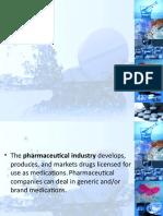 Pharma Industry Presentaion