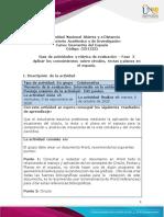 Guia de actividades y Rúbrica de evaluación - ECEDU Unidad 1 - Fase 2 - Aplicar los conocimientos sobre círculos, rectas y planos en el espacio.pdf