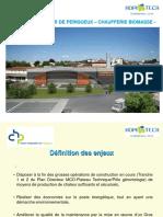 CENTRE HOSPITALIER DE PERIGUEUX CHAUFFERIE BIOMASSE -