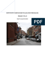 Downtown Revitalization Project Planv6